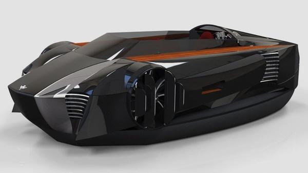 5 mẫu concept xe đệm khí ấn tượng 7