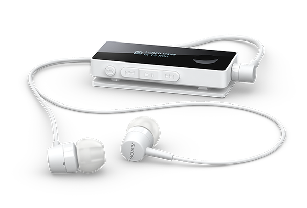 Sony SBH50: Tai nghe tích hợp màn hình OLED và NFC 1