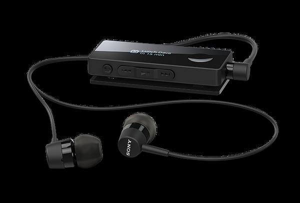 Sony SBH50: Tai nghe tích hợp màn hình OLED và NFC 3