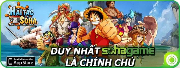 Cộng đồng One Piece bức xúc vì Hải Tặc Soha ra bản iOS trước 1