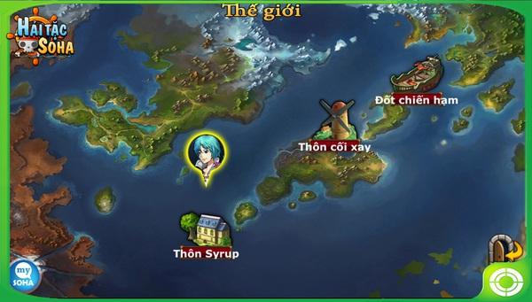 Hải Tặc Soha tung trang chủ, chính thức ra mắt ngày mai 4