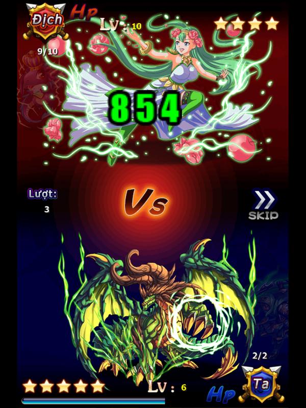 Vì sao Xếp Rồng Soha vượt mặt Puzzle And Dragon? 2