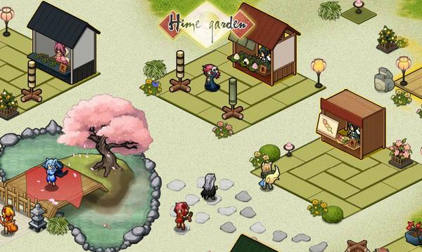 Hime Garden ấn định ngày Closed Beta tại Việt Nam, tặng Giftcode 2