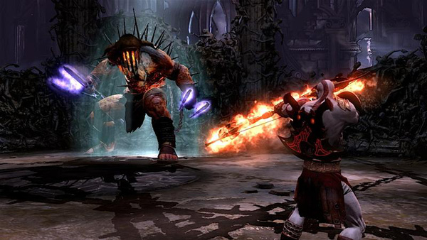 Sẽ ra sao khi một tựa game online mang cốt truyện God of War? 3