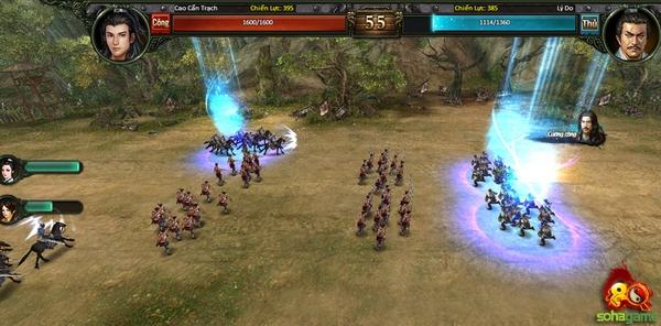 Bát Quái Trận Đồ - hiện tượng của làng game chiến thuật (P1) 12