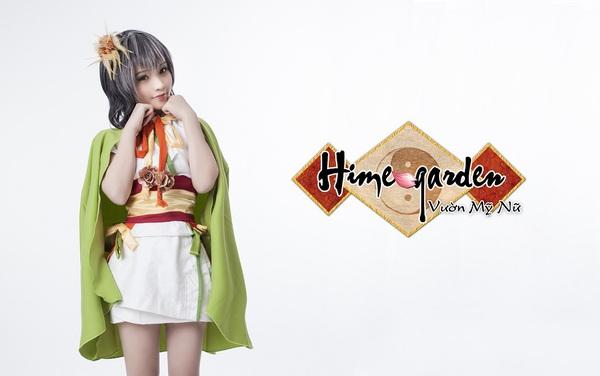 Ngắm nữ game thủ Việt trong cosplay Vườn Mỹ Nữ 7