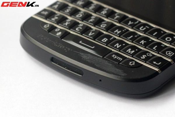 BlackBerry Q10 về Việt Nam: Màn hình vuông, bàn phím lớn nhất từ trước tới nay 14