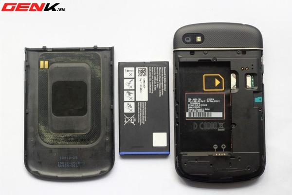 BlackBerry Q10 về Việt Nam: Màn hình vuông, bàn phím lớn nhất từ trước tới nay 23
