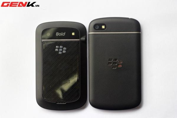 BlackBerry Q10 về Việt Nam: Màn hình vuông, bàn phím lớn nhất từ trước tới nay 6