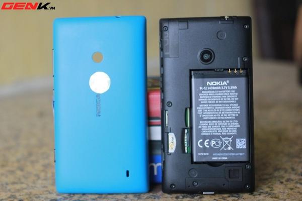 Đập hộp Nokia Lumia 520 chính hãng tại Việt Nam 15