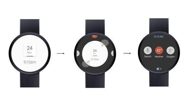 Đồng hồ thông minh của Google sẽ không có viền màn hình 2