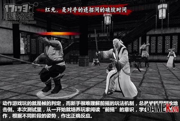 Tổng thể về Tân Lưu Tinh Sưu Kiếm Lục trong lần test thứ 3 4