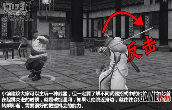 Tổng thể về Tân Lưu Tinh Sưu Kiếm Lục trong lần test thứ 3 5