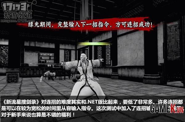 Tổng thể về Tân Lưu Tinh Sưu Kiếm Lục trong lần test thứ 3 6