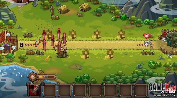 Webgame thủ tháp mới lạ Điên Đảo Tây Du về Việt Nam 6
