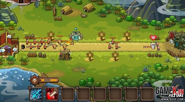 Webgame thủ tháp mới lạ Điên Đảo Tây Du về Việt Nam 7