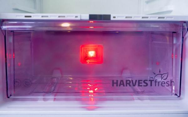 Có gì đặc biệt trong chiếc tủ lạnh sở hữu công nghệ ánh sáng vi chất?