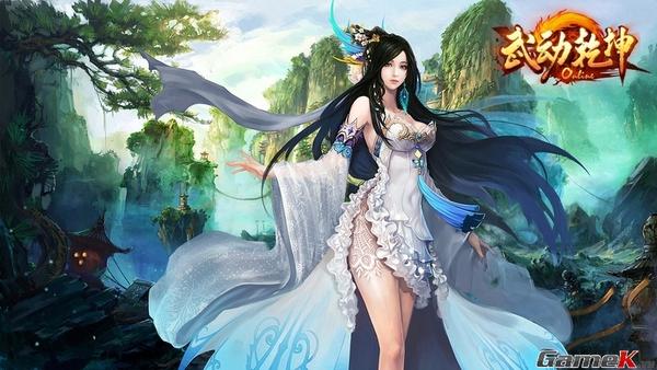 Game 3D Võ Động Càn Khôn đã được mua về Việt Nam 10