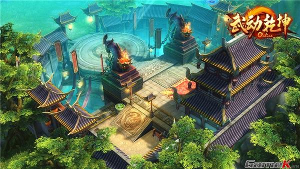 Game 3D Võ Động Càn Khôn đã được mua về Việt Nam 14