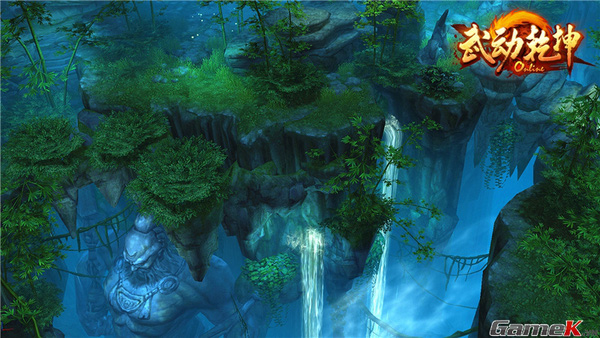 Game 3D Võ Động Càn Khôn đã được mua về Việt Nam 16