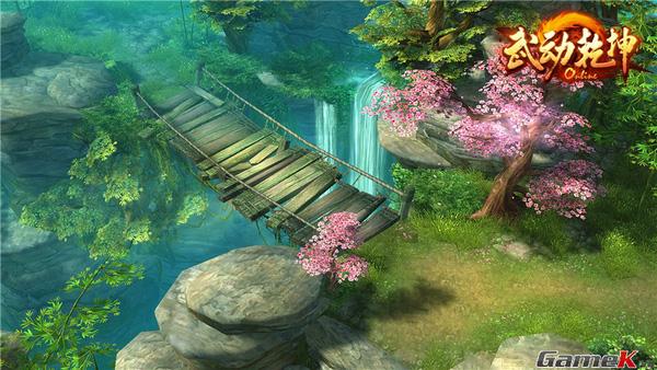 Game 3D Võ Động Càn Khôn đã được mua về Việt Nam 20