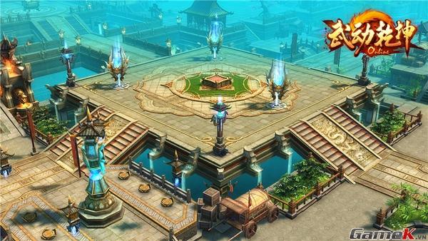Game 3D Võ Động Càn Khôn đã được mua về Việt Nam 1
