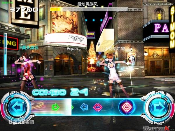 Game 3D vũ đạo Nhân Nhân Tú Vũ đã được mua về Việt Nam 6