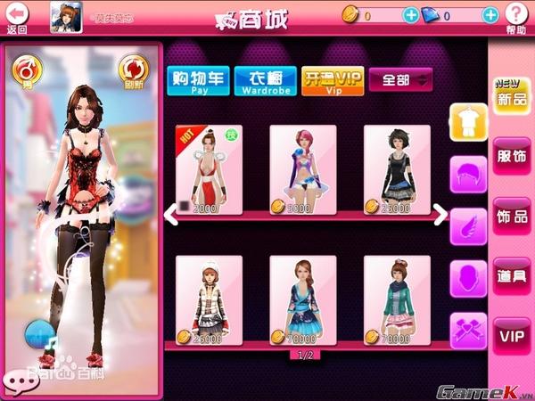 Game 3D vũ đạo Nhân Nhân Tú Vũ đã được mua về Việt Nam 1