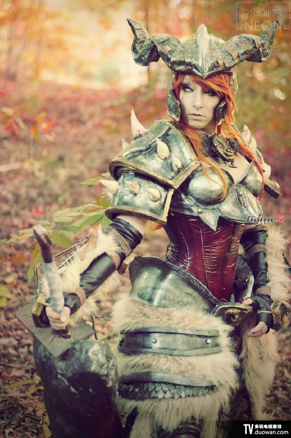 Ngắm vẻ sexy của cosplay phương Tây 11