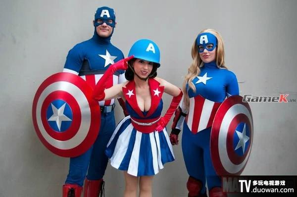 Các bộ cosplay cực chất của nước ngoài 17