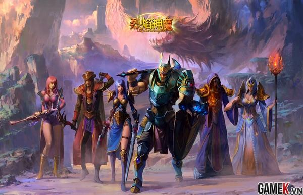 Liệt Diệm Thần Ma - Phiêu lưu vào thế giới thần thoại Bắc Âu 3