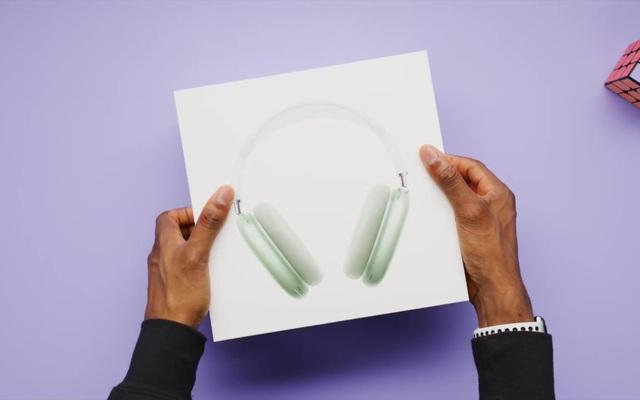 Cận cảnh AirPods Max: Mẫu headphone giá 549 USD của Apple có gì hot?
