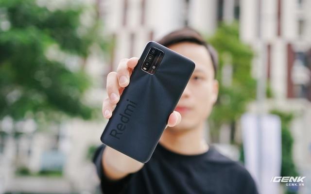 Trên tay Redmi Note 9 4G: Snapdragon 662, cụm 3 camera 48MP, pin 6000mAh, giá 4 triệu đồng