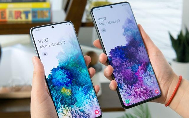Samsung Galaxy S20 Ultra là smartphone có màn hình hiển thị tốt nhất hiện nay
