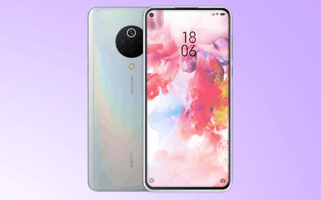 Lộ diện hình ảnh đầu tiên của Xiaomi Mi 10 Lite