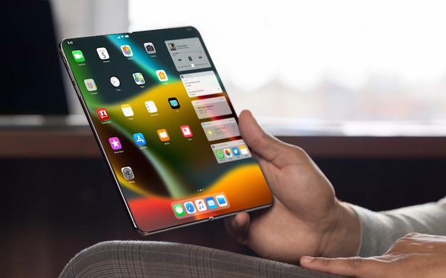 Thiết bị màn hình gập của Apple sẽ ra mắt trong vòng 1 năm nữa