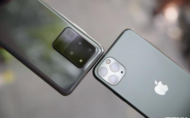 Galaxy S20 Ultra quyết đấu iPhone 11 Pro Max: ai hơn ai thua trong cuộc đua trải nghiệm?