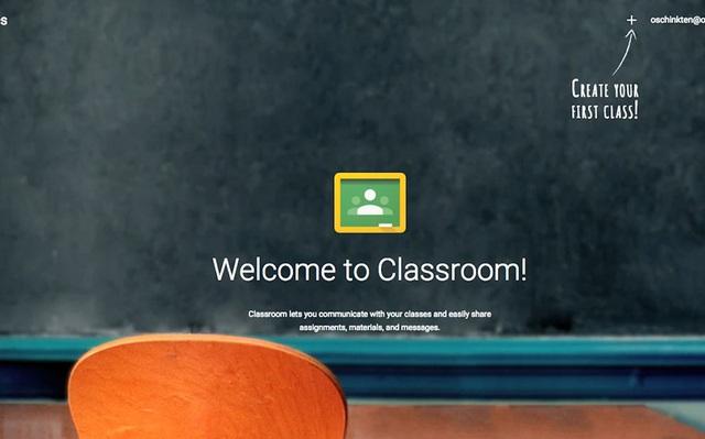 Nghỉ Tết lâu sợ mất chữ ? Hãy thử tạo lớp học Online với dịch vụ miễn phí Classroom của Google