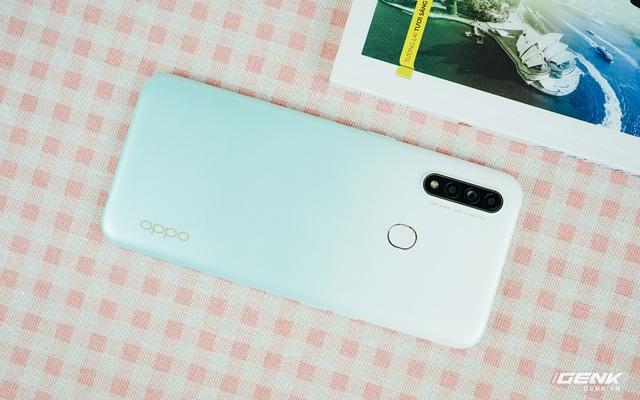 Đây là OPPO A31: Thiết kế trẻ trung, cũng có camera macro bắt trend, giá 4,49 triệu
