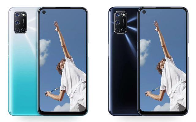 OPPO A52 ra mắt: Snapdragon 665, pin 5000mAh, 4 camera sau, giá 5.3 triệu đồng