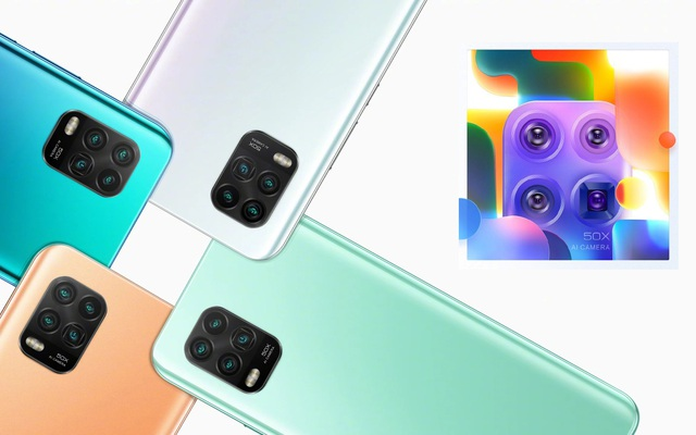 Xiaomi sẽ ra mắt Mi 10 Youth Edition với camera zoom 50x và MIUI 12 vào ngày 27/4
