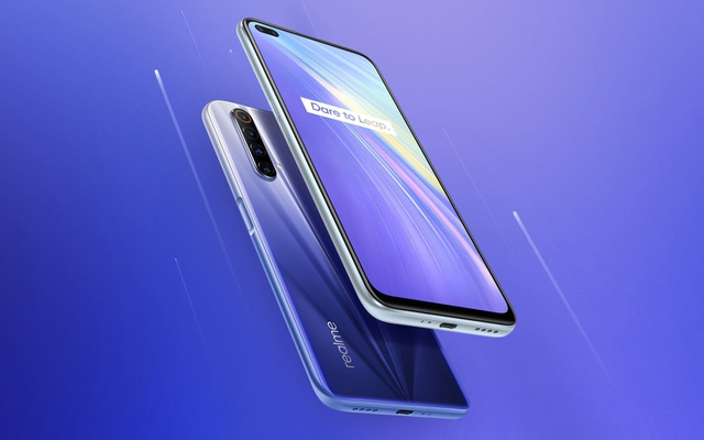 Realme X50m 5G ra mắt: Màn hình 120Hz, Snapdragon 765G, sạc nhanh 30W, giá từ 6.7 triệu đồng