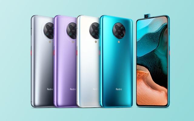 Redmi K30 Ultra lộ diện: Dùng CPU MediaTek, cụm 4 camera 64MP, camera selfie thò thụt, ra mắt trong tháng 7?