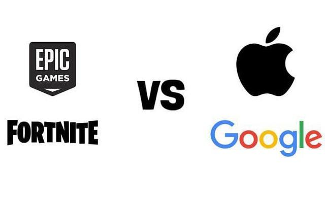Trong cuộc chiến tàn khốc sắp tới, bạn đứng về phía Epic (Fortnite), Spotify và Facebook, hay về phe liên minh bất đắc dĩ của Apple và Google?