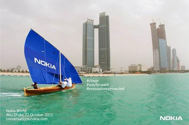 6 bất ngờ sẽ được tiết lộ tại sự kiện Nokia World 22/10