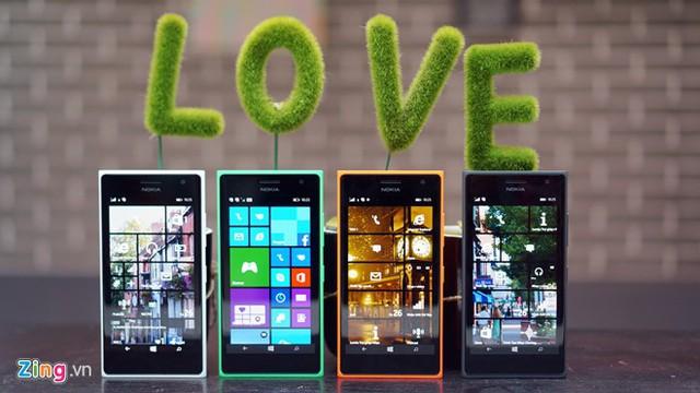 Nokia Lumia 730 chuyên tự sướng giá 5 triệu đồng ở VN