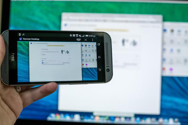Hướng dẫn sử dụng ứng dụng Chrome Remote Desktop trên Android