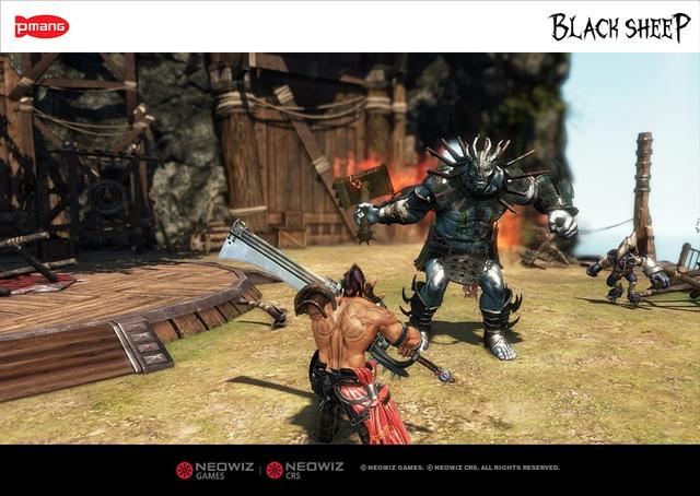Black Sheep - Game nhập vai non-target tuyệt đẹp từ xứ Kim Chi 3
