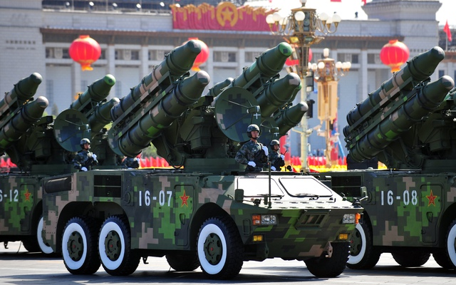 Thực lực của quân đội Trung Quốc