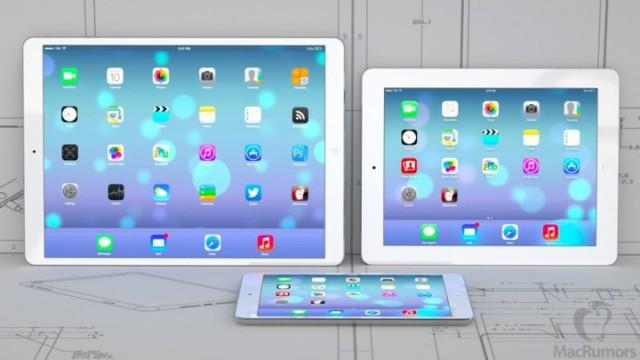iPad Pro màn hình 12,9 inch sẽ ra mắt cuối năm nay